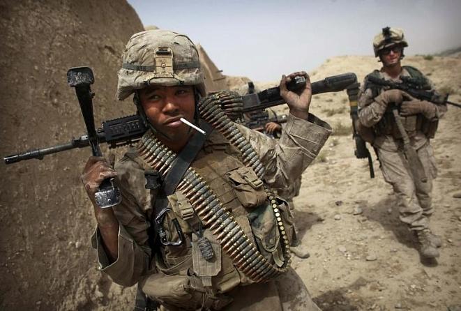 Пентагон: военные США не намерены покидать Ирак