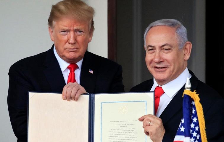 Трамп: Иерусалим останется неделимой столицей Израиля
